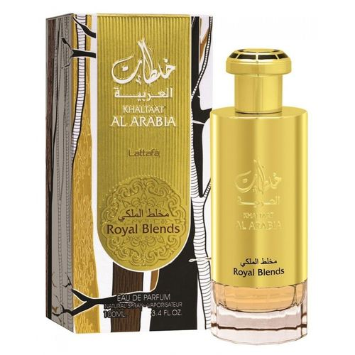 LATTAFA KHALTAAT AL ARABIA ROYAL BLENDS EDP PERFUME