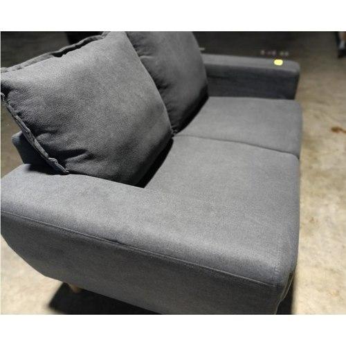 HAEGA 2 Seater Sofa in GREY Fabric