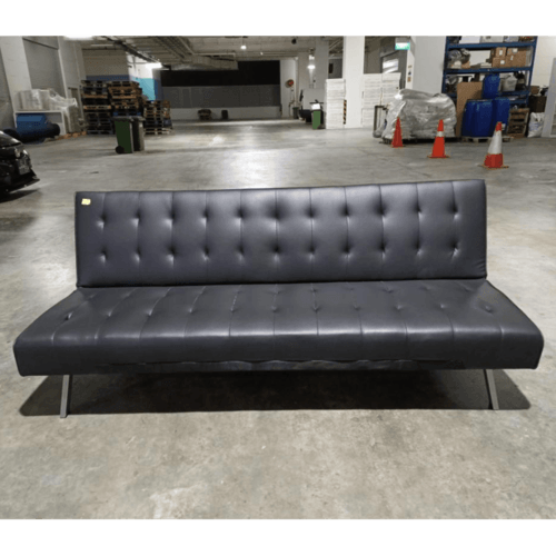 ANGELES Sofa Bed in BLACK