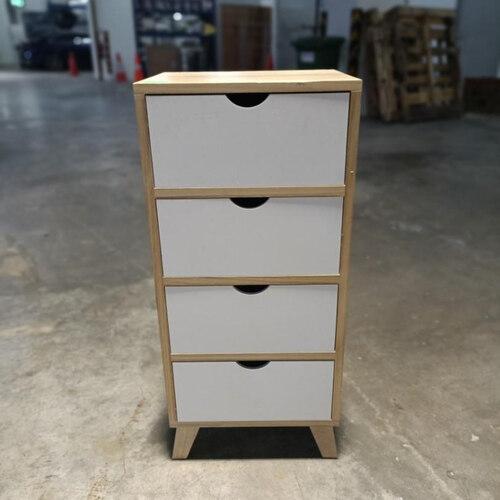 RILLER 4 TIER Storage Cabinet