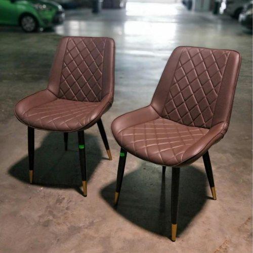 Pair of VEXAGO Designer Dining Chair