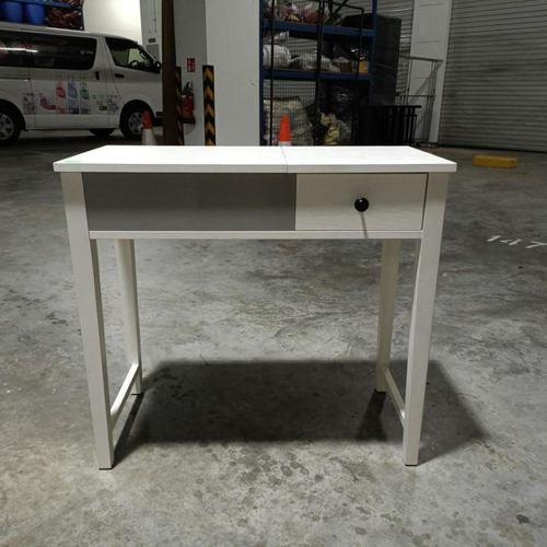 JADDA Dressing Table in WHITE