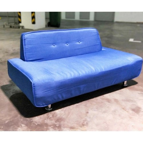 SENNA MINI 2 Seater Sofa in BLUE