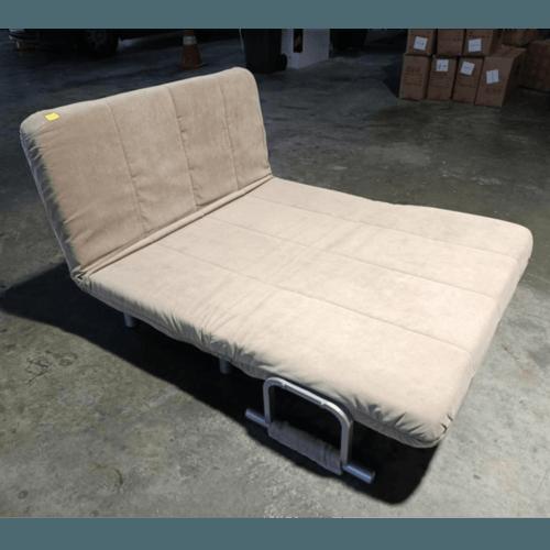 KANOLLI II Sofa Bed in BEIGE Fabric