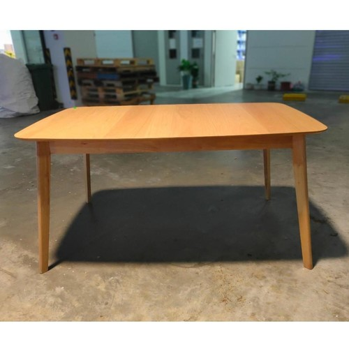 TRAX Extendable Dining Table in Oak