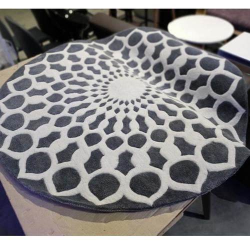 STARDUST II Kaleidoscope Round Carpet 1.5m