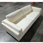 MIWAKE 3 Seater Sofa in CREAM WHITE