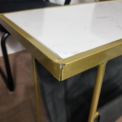 CALIZ Minimalist Magazine Side Table