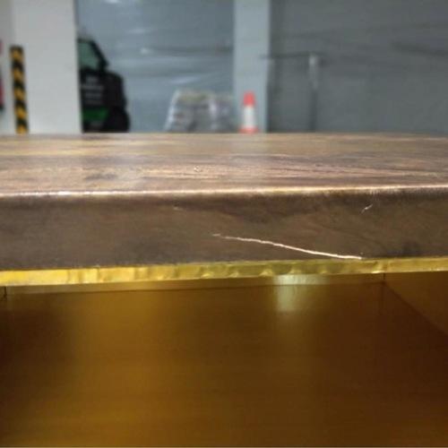 PAIR of TUSCANI INDUSTRI Series Side Tables