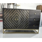 VEZZANO INDUSTRI Series Sideboard