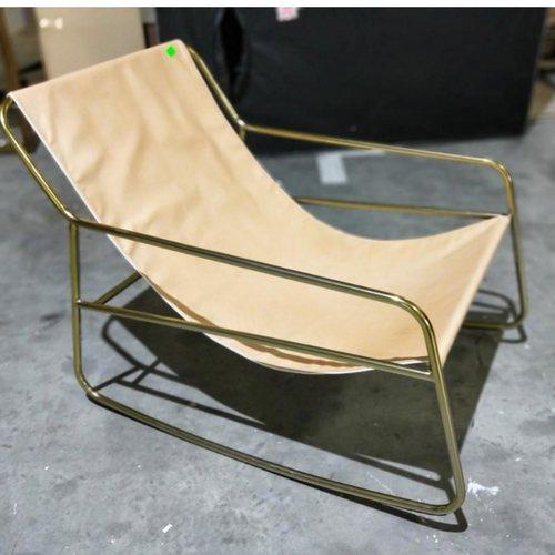 ERIVA Designer Modern Contemporary Lounge Chair