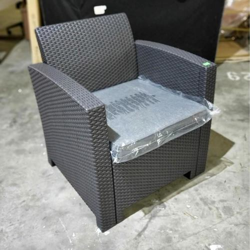NARDI Outdoor Armchair in DARK GREY