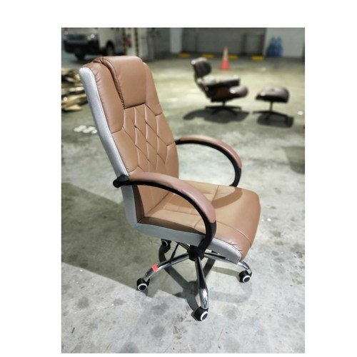 KNOX Executive Office Chair in BROWN
