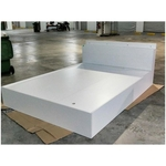 KINOYA Queen Bed Frame with Storage