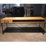 MIKANA INDUSTRI Series Solid Wood Study Table