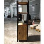 HENDA INDUSTRI Series Solid Wood Display Cabinet