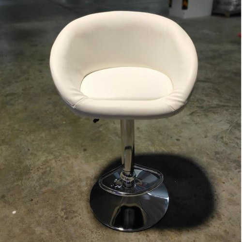 IONIC Bar stool in WHITE