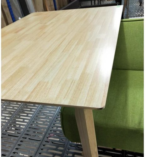 TITAN Dining Table in Natural Oak