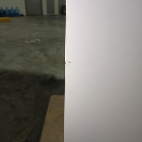 ALEHO KIDDO 2 Door Wardrobe in WHITE & BLUE