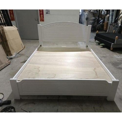 OLIVIA Queen Wooden Bed Frame