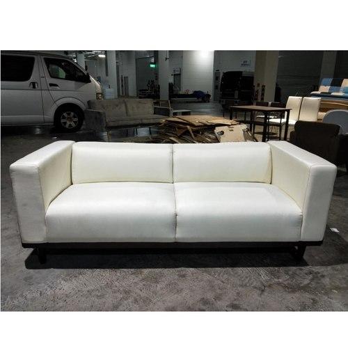 VRAX 3 Seater Sofa in BEIGE Fabric