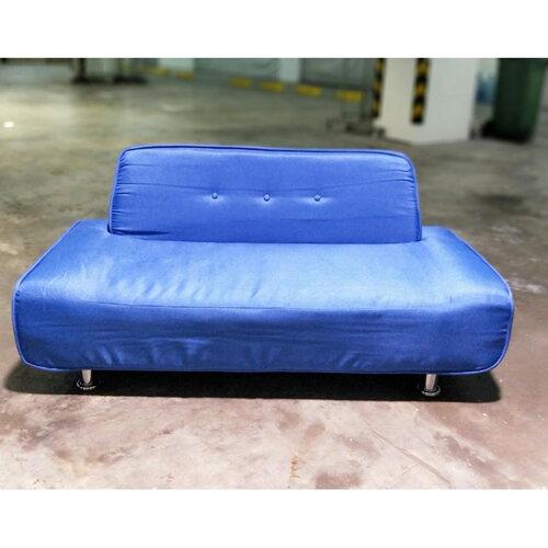 SENNA MINI 2 Seater Sofa in BLUE