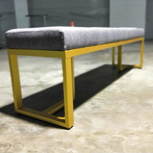 LIVIEN Modern PU Leather Dining Bench