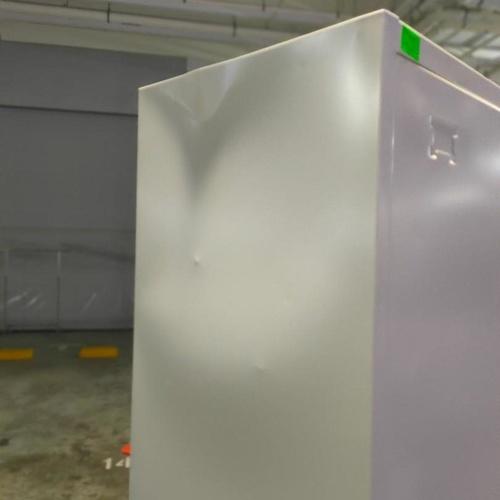 GEAR Metal Cabinet in LIGHT GREY