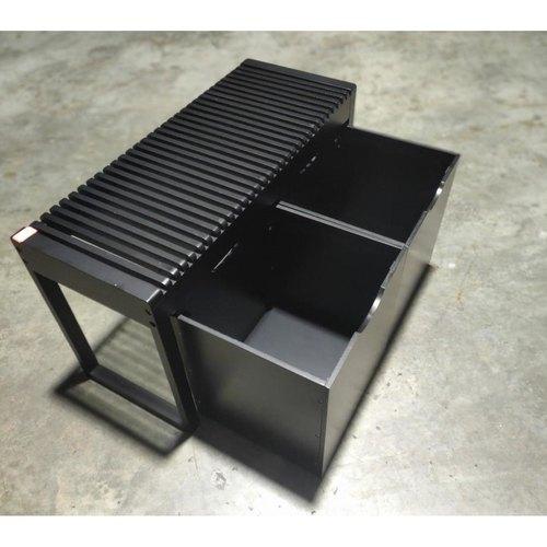 MARKS Modern Entryway Storage Bench