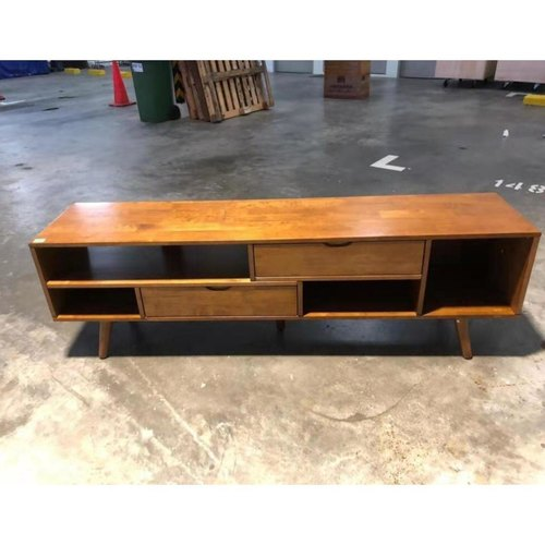 VOYE Solid Wood TV Console