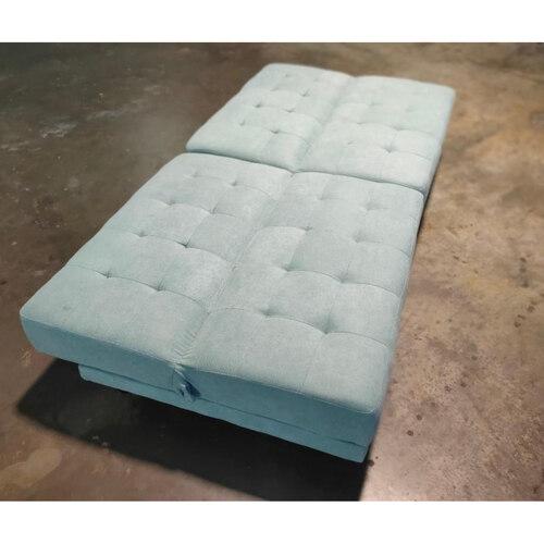CASPER Sofa Bed in LIGHT Turquoise