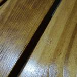 NAVAJO Wooden Bar Table