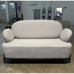DUKIE 2 Seater Sofa in GREY