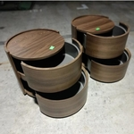 PAIR of STRADETTA Side Table