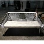 LAFINA 3 Seater Patio Sofa