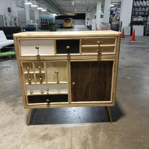 CANYONA Solid Wood Sideboard