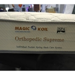 MAGIC KOIL Queen Supreme Orthopaedic Care Pocketed Spring Mattress