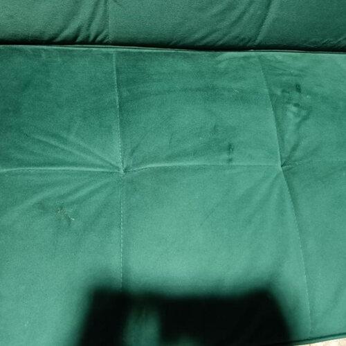 NOBA 2 Seater Sofa in EMERALD GREEN VELVET