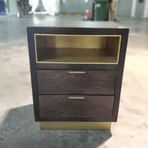 TUSCANI INDUSTRI Series Side Table