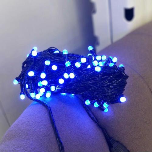 BUBBLES Decorative Lightings 20M BLUE