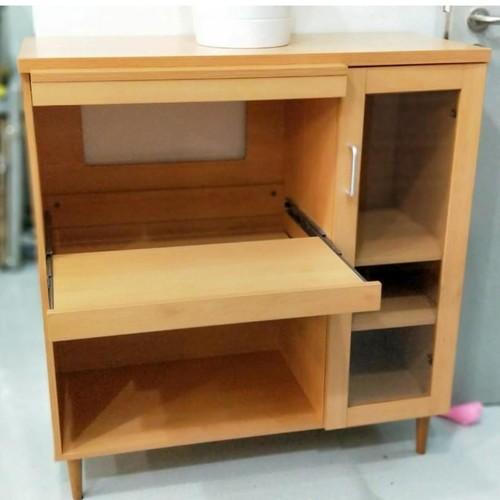 FILIPP Display Side Cabinet