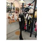 FURUDALI PALM BLACK Standing Floor Lamp MD70049-14