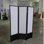 PALEFINO Foldable Wooden Screen