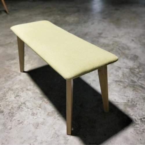 TITAN Bench in GREEN FABRIC