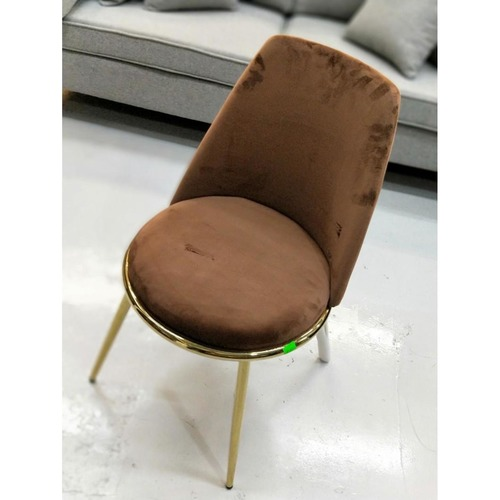 LORENZA Chair with GOLD FRAME
