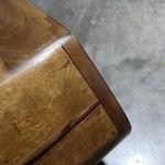 MIYAKI SHORT INDUSTRI Series Solid Wood TV Console