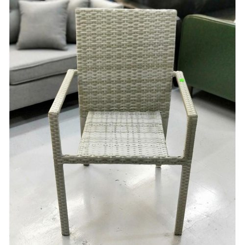 HONOLULU Outdoor Dining Chair in CREAM