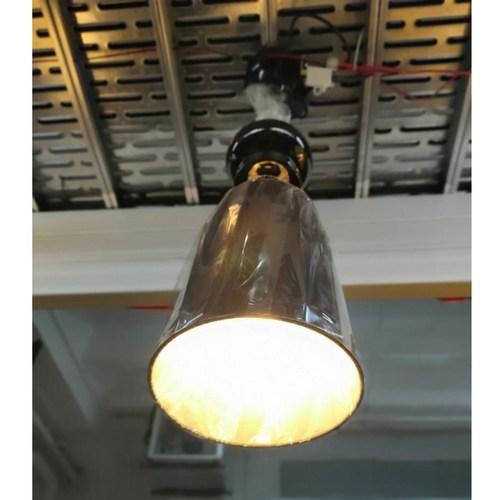 DUNES BLACK Ceiling Hanging Lamp MD20091-1-180
