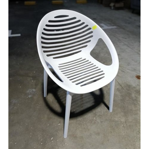 VENTZ Armchair in WHITE