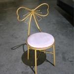 FLYZ Designer Chair in GOLD Frame